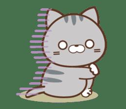 SASURAI NO TABINECO, MIKEMURA-SAN sticker #12017819