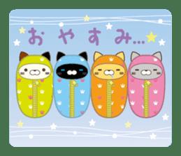 SASURAI NO TABINECO, MIKEMURA-SAN sticker #12017824
