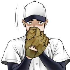 Baseball stickers2