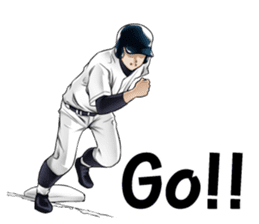 Baseball stickers2 sticker #12026466