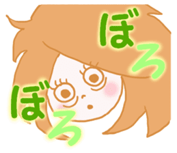 OFFICE LADY KYOKO 2 sticker #12027653
