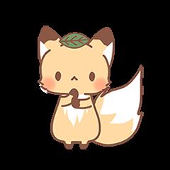 moving fox