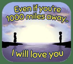 LDR Couple Story 2 sticker #12035518