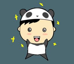 Parent and child of pannda sticker #12041899