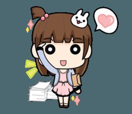 OL cute + sticker #12045786