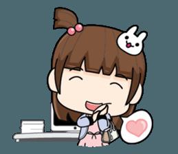 OL cute + sticker #12045802