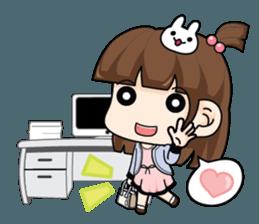 OL cute + sticker #12045804