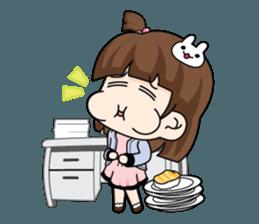 OL cute + sticker #12045816