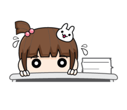 OL cute + sticker #12045818