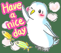Sweet Penguin -I like you !- sticker #12048086