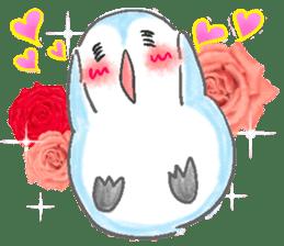 Sweet Penguin -I like you !- sticker #12048092