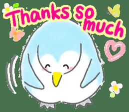 Sweet Penguin -I like you !- sticker #12048093