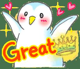 Sweet Penguin -I like you !- sticker #12048094