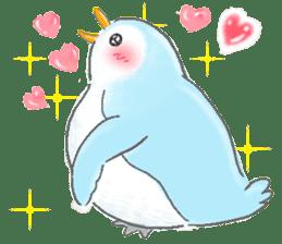 Sweet Penguin -I like you !- sticker #12048095