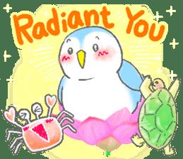 Sweet Penguin -I like you !- sticker #12048096