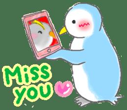Sweet Penguin -I like you !- sticker #12048097