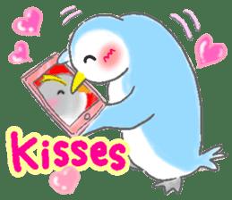 Sweet Penguin -I like you !- sticker #12048098