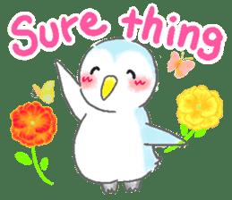 Sweet Penguin -I like you !- sticker #12048104