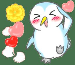 Sweet Penguin -I like you !- sticker #12048106