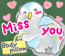 Sweet Penguin -I like you !- sticker #12048109