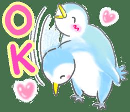 Sweet Penguin -I like you !- sticker #12048115