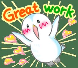 Sweet Penguin -I like you !- sticker #12048117