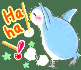 Sweet Penguin -I like you !- sticker #12048118