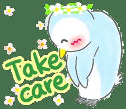 Sweet Penguin -I like you !- sticker #12048120