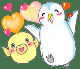 Sweet Penguin -I like you !- sticker #12048121