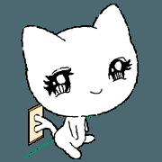 สติ๊กเกอร์ไลน์ Animation CHIRAnyan (specter:NEKOMATA)