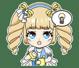 Hello Idol Sticker 03 sticker #12049906