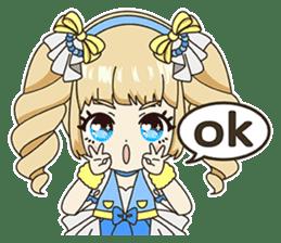 Hello Idol Sticker 03 sticker #12049913