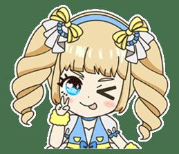 Hello Idol Sticker 03 sticker #12049923