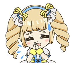 Hello Idol Sticker 03 sticker #12049928