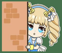 Hello Idol Sticker 03 sticker #12049938