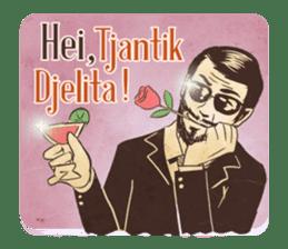 Djaman Doeloe: Ganteng Edition sticker #12050065