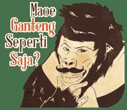 Djaman Doeloe: Ganteng Edition sticker #12050071