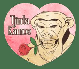 Djaman Doeloe: Ganteng Edition sticker #12050080