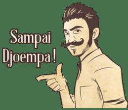 Djaman Doeloe: Ganteng Edition sticker #12050097