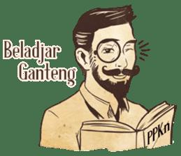 Djaman Doeloe: Ganteng Edition sticker #12050098