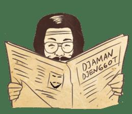 Djaman Doeloe: Ganteng Edition sticker #12050099