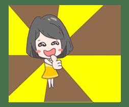 Bim Bim is bored + sticker #12061372