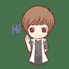 Centilia's Boyfriend : Raei sticker #12071174