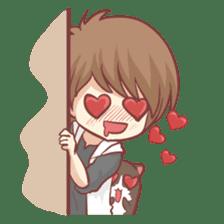 Centilia's Boyfriend : Raei sticker #12071180