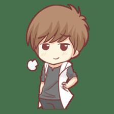 Centilia's Boyfriend : Raei sticker #12071182