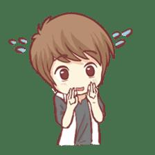 Centilia's Boyfriend : Raei sticker #12071185