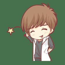 Centilia's Boyfriend : Raei sticker #12071186