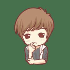 Centilia's Boyfriend : Raei sticker #12071188