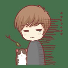 Centilia's Boyfriend : Raei sticker #12071193