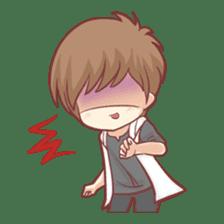 Centilia's Boyfriend : Raei sticker #12071194